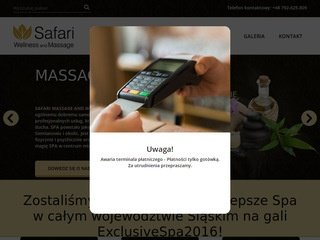 Miniaturka https://www.safari-wellness.pl