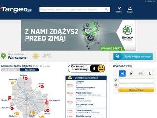 Targeo Mapa Polski