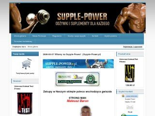 Miniaturka supple-power.pl