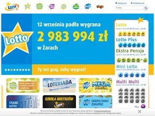 Miniaturka lotto.pl