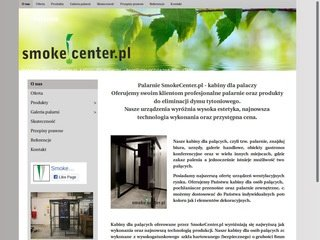 Miniaturka smokecenter.pl