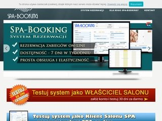 Miniaturka spa-booking.pl