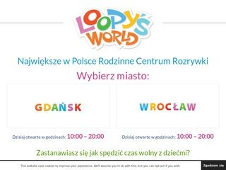 Miniaturka loopysworld.pl